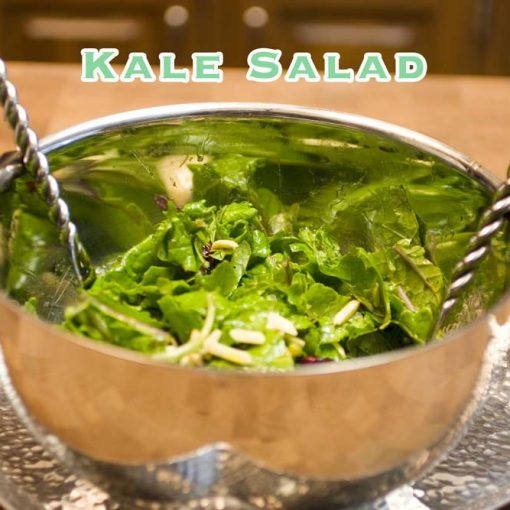 Easy Kale Salad
