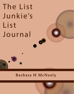 The List Junkie's List Journal