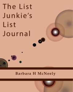 The List Junkie's List Journal