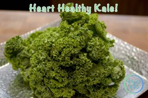 Heart Healthy Kale