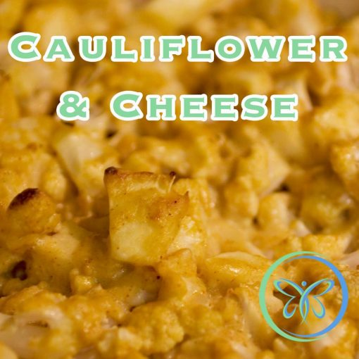 Cauliflower And Cheese