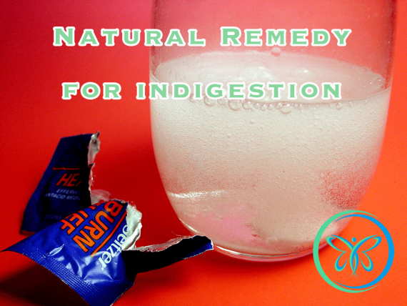 The Best Natural Remedy for Indigestion