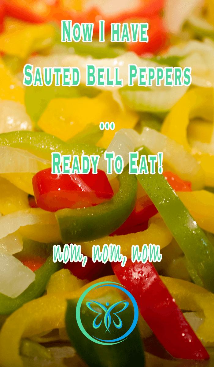 Sautéed Bell Peppers!