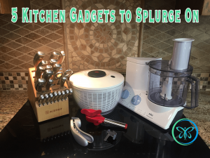 Kitchen Gadgets to Splurge On