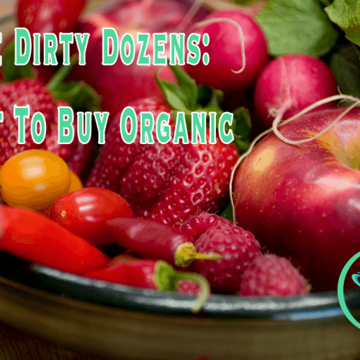 The Dirty Dozens: What To Buy Organic