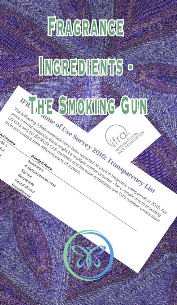 Fragrance Ingredients - The Smoking Gun
