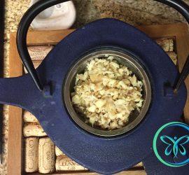 Ginger In The Tea Pot