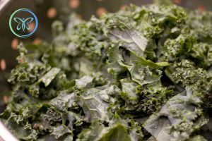 Braised Kale - Chopped Kale