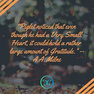 Gratitude: Good For Your Heart