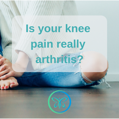 Is Your Knee Pain Really Arthritis?