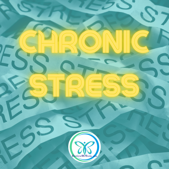 Let's Talk Chronic Stress