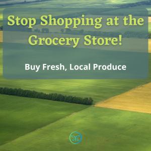 Buy Fresh Local Produce