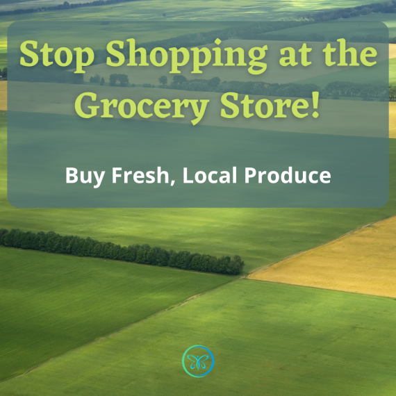 Buy Fresh, Local Produce